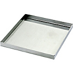 Uncoated Panel Box - Highly Corrosion-Resistant, Hot-Dip Steel Plating, Stainless Steel (MISUMI)