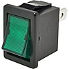 Illuminating, Non-illuminating Rocker Switch (Value Product)