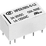 Maximum Switching Current 3 A Signal Relay