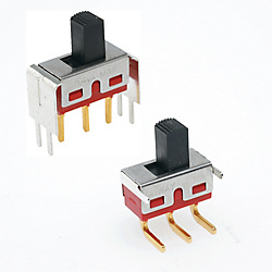 Slide Switch (PCB-Mounting)