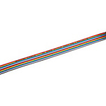 300 V UL Standard Rainbow Ribbon Cable