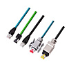 Customizable RJ45 Industrial Ethernet Cable Assembly (MISUMI)