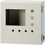 F Series Control Panel Box Undercoated Type, CUB Series
