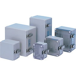Control Box Small Waterproof Type (Stainless Steel Latch) KBOXDS-AGH-0825-1