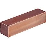 Electrode Blank Square Bar Electrode (Tough Pitch Copper Single Item)