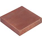 Electrode Blank Plate Electrode Chrome Copper
