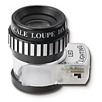 Scale Loupe (with LED Light)