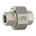 Stainless Steel Screw-in Fitting, Union