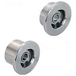 Single-Flanged Guide Rollers (Double Bearings) (GRL-2-L)