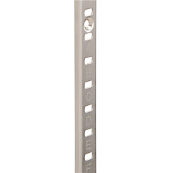 Stainless Steel Shelf Column+Shelf Bracket+Screws, Set
