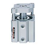 Compact Cylinder, Guide-Rod Type CQM Series