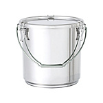 Stacking Type Tapered Suspended Airtight Container [TP-CTB-STA]