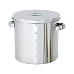 Stainless Steel General-Purpose Container With Scale [ST-M]