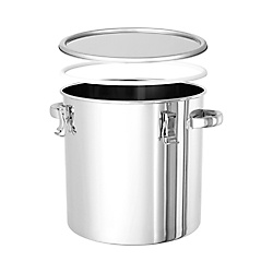316L Airtight Container With PTFE Packing (Clip Type) [CTH-PTFE-316L]