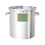 Stainless Steel Airtight Container With Label Zone (Band Type) [CTL-LZ]