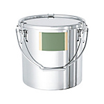 Stainless Steel Suspended Airtight Container With Label Zone [CTB-LZ]