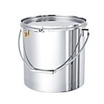 Suspended Airtight Container With Padlock [CTLBK]