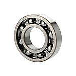 Deep groove ball bearings 62, main dimensions to DIN625-1