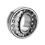 Spherical roller bearings 222..-E1A, main dimensions to DIN 635-2
