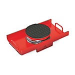 Lenkeraverse for shunting heavy loads with forklift or pallet truck