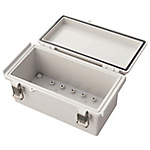 Waterproof/Dustproof Switching Type Plastic Box, BCAP Series