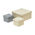 Waterproof Pull Box Square Type (without Enclosing Cover / Knocks)