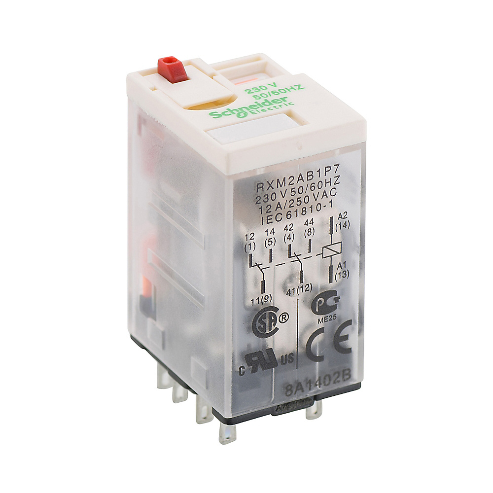 RXM系列小型继电器