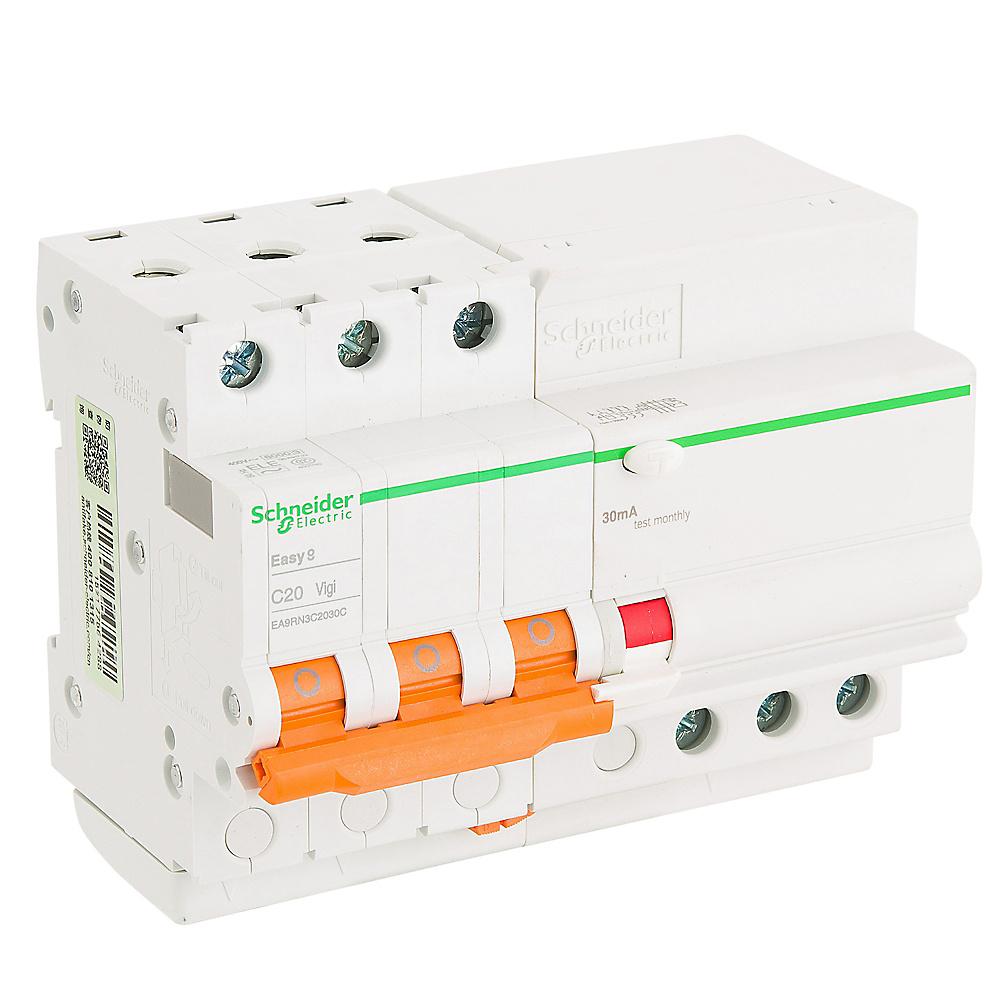 EA9R剩余电流动作保护断路器