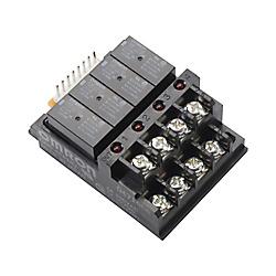 G6B-4□□ND系列终端继电器