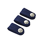 Button Clip Cable Holder / S Size / Blue