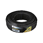 4C Coaxial Cable (30 m) (Black)