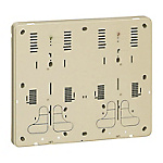 Energy Meter / Instrument Box Mounting Plate