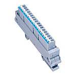 Vertical-Type Common Terminal Block PM-PW NR Series (WAGO)