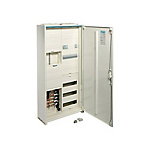 Switchboard cabinet, Surface-mount, Flush mount, Semi-recessed