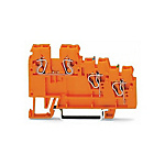 3-conductor sensor/actuator supply terminal block 270