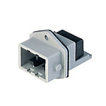Mains connector STASEI Series Plug, vertical mount