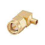 SMA connector Plug, right angle
