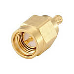 SMA connector Plug, straight