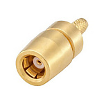 SMB connector Connector, straight
