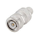TNC connector Plug, straight