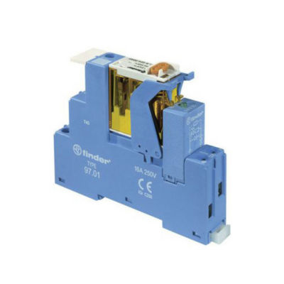 Relay Interface Module 1 changeover, series 4C