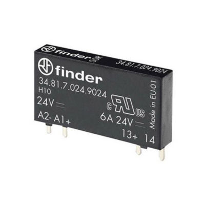 Solid state PCB relays