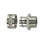 HelaGuard Metallic Conduit Screw Fitting