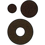 Sandpaper Disc (With Adhesive on the Back side)