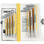Torx L Type Wrench Set (7 Pieces Set) No.8507TX