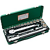 Socket Wrench Set 160M