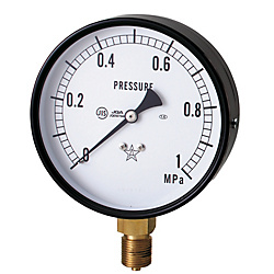 General Purpose Pressure Gauge (A Frame Vertical Type / Diameter φ100)
