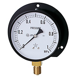 General Vibration Proof Pressure Gauge (B Type Vertical Type / φ100)