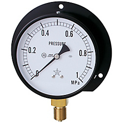 General Steam Pressure Gauge (B Type Vertical Type / φ75)
