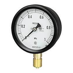 Sealed Pressure Gauge (A Frame Vertical Type, φ75)
